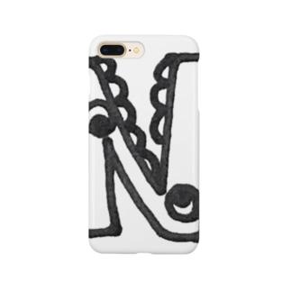 "yurumoji ""N"" Smartphone Case"