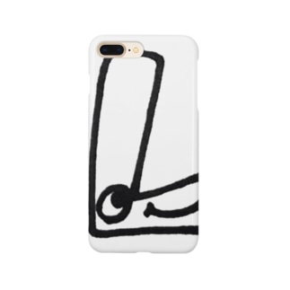 "yurumoji ""L""   Smartphone Case"