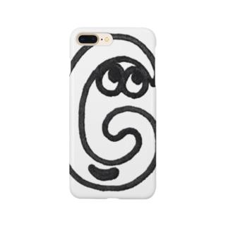 """yurumoji """"G"""" Smartphone Case"""