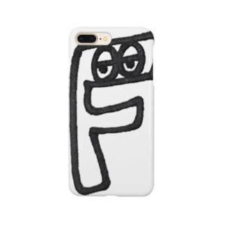 "yurumoji ""F"" Smartphone Case"