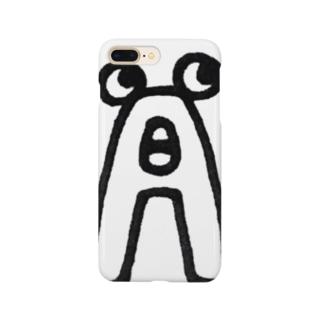 "yurumoji ""A"" Smartphone Case"