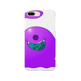 もんしゅたず02 Smartphone cases
