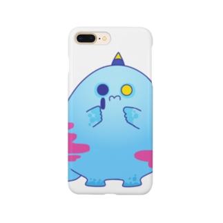 もんしゅたず03 Smartphone cases