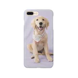 ゴールデンレトリバーCoeurクールグッズ Smartphone cases