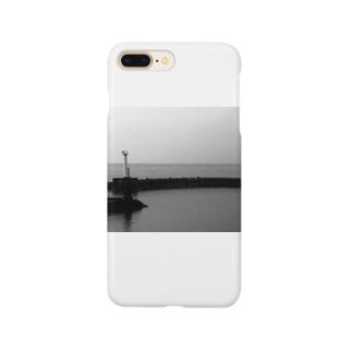 空虚 BW日本海2 Smartphone cases