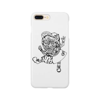 きっずきっず Smartphone cases