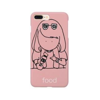 ふぇすめし子 Smartphone cases