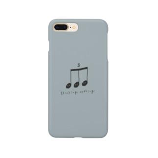 なにも考えていない三連符 07 Smartphone cases