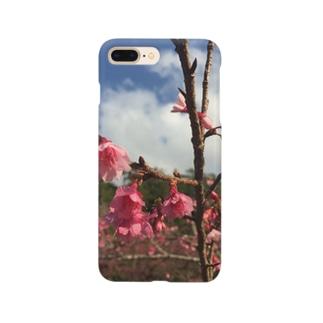 サクラ咲ケば、春 Smartphone cases