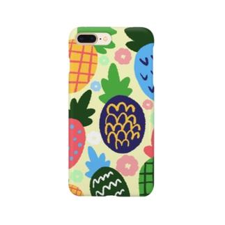 ぱいなつぷる Smartphone cases