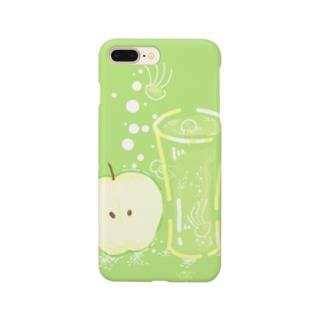 #トウメイの隣人/果実酒 Smartphone cases
