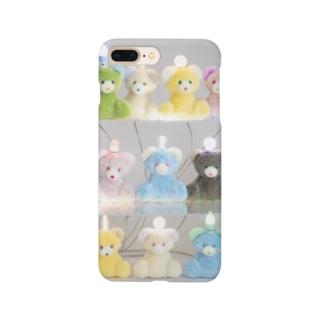 ペヘモリッケの ひかるちゃん Smartphone cases