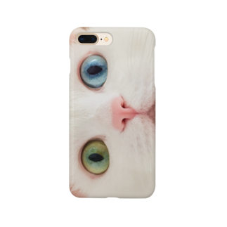 OLETCHのねこマスク Smartphone cases