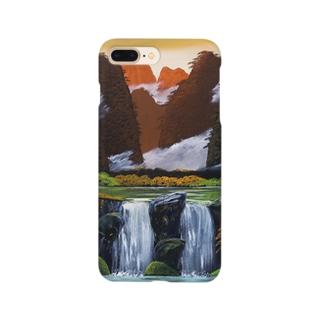 桂林の夕暮れ Smartphone cases