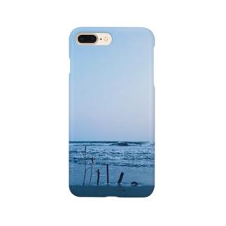 なつのおもいで Smartphone cases