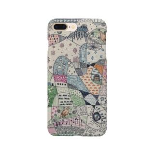 ヤマウズラA Smartphone cases