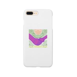 平和が1番 Smartphone cases