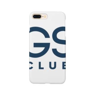 GS Clubのロゴ入り商品 Smartphone cases