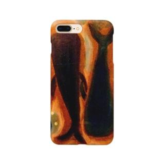 mayu.wadaのマウイの海 Smartphone cases