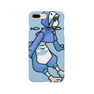 「ぺんぎん」 Smartphone cases