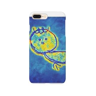 か弱い鳥 Smartphone cases