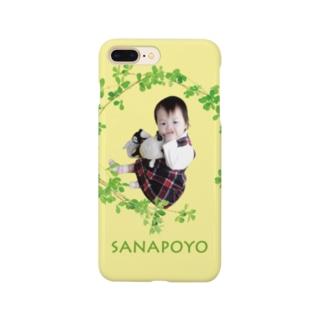 ぽよふぉんかばー その2 Smartphone cases