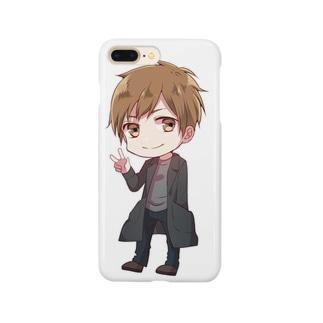 にこいちのiPhoneケース Smartphone cases