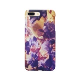 花柄1 Smartphone cases