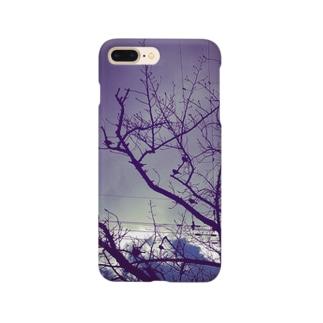 ソラと電線 Smartphone cases