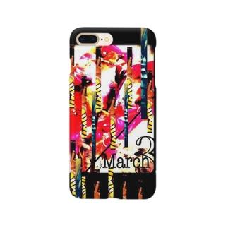 3月 Smartphone cases