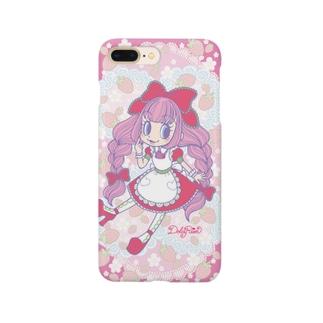 いちごアリスちゃん Smartphone cases
