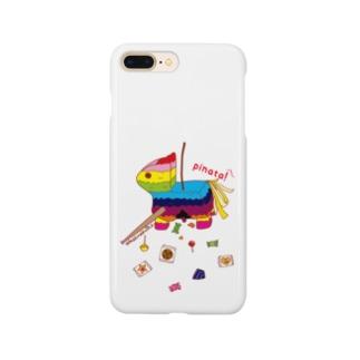 ピニャータ Smartphone cases