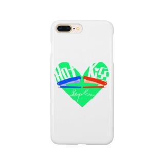 Hot Kiss~ホッチキス~ Smartphone cases