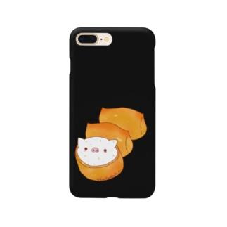 おいなりさん Smartphone cases