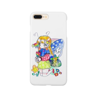 【caution】colorful!! Smartphone cases