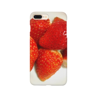 strawberry Smartphone cases