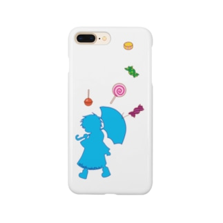 飴降り Smartphone cases