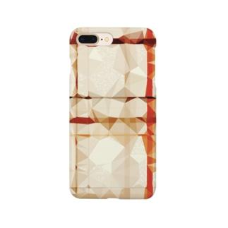 ポリゴンチェック Smartphone Case