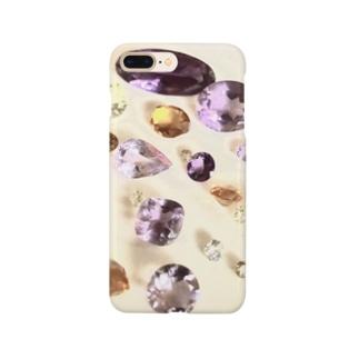 花霞・虎 Smartphone cases