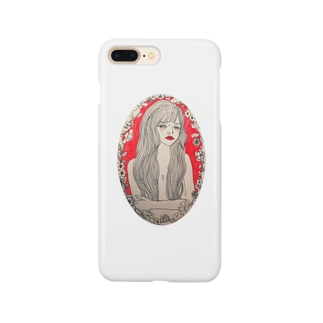 girl-3 Smartphone cases
