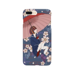 キマグレジョシ3 Smartphone cases