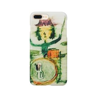 ワイルドドラム Smartphone cases