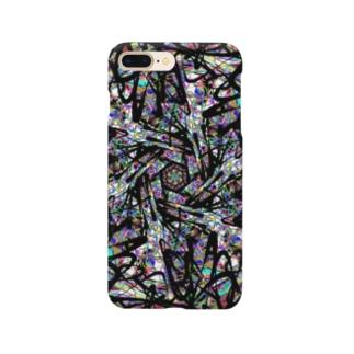 ゼンタングル(Zentangle)part1 Smartphone cases
