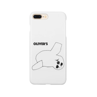 Oliver's ゴマちゃん スマートフォンケース