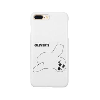 Oliver's ゴマちゃん Smartphone cases