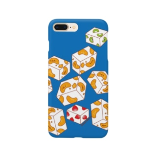 みかん入り牛乳寒天 Smartphone cases