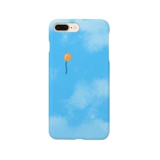 雲の通い路 Smartphone cases