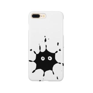 べちゃっとな。 Smartphone cases