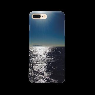 🗽の相模湾 Smartphone cases