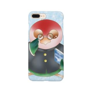 ゆきくま@りぼん*りすとの学生こざくらんその1 Smartphone cases